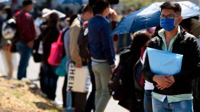 La OIT advierte que en el último trimestre se perdieron 400 millones de empleos