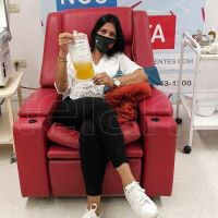 El oficialismo presentó un proyecto de ley para incentivar la donación de plasma