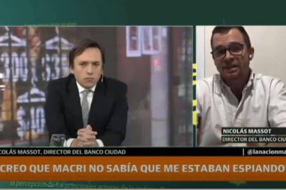 Nicolás Massot: