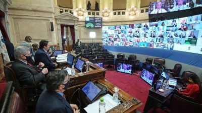 El Congreso seguirá sesionando virtualmente pero con algunos cambios