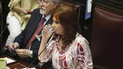 Cristina deja las escuchas judiciales en la Corte, pero arma una auditoría en el Congreso