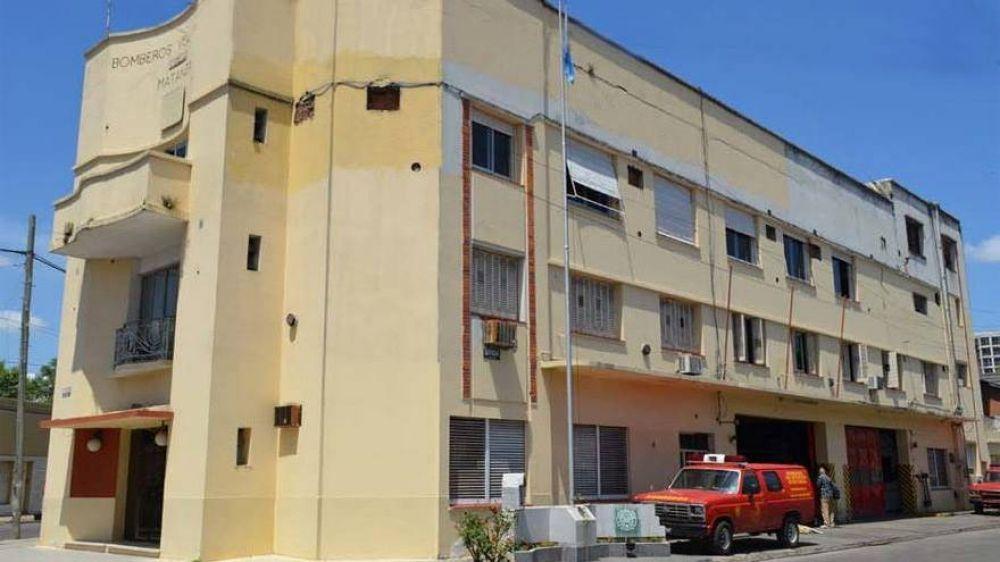 Insólito: bomberos voluntarios de La Matanza ponen en venta su cuartel central por deudas con AFIP