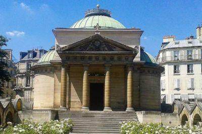 París: descubren en una capilla los restos de hasta 500 guillotinados durante la Revolución Francesa