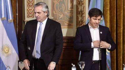En la Casa Rosada crece el malestar por las últimas actitudes de Sergio Berni, pero dejan el tema en manos de Axel Kicillof
