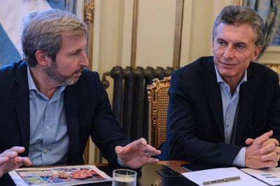 Crisis interna en el PRO por el espionaje: Michetti, Monzó, Frigerio y Massot no respaldaron al secretario de Macri