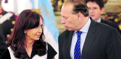La sombra de Cristina Kirchner, detrás de la feroz pelea por la seguridad entre Nación y Provincia