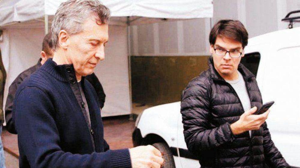 Estrategia PRO: buscan invalidar teléfono de Nieto como prueba en la causa de espionaje ilegal