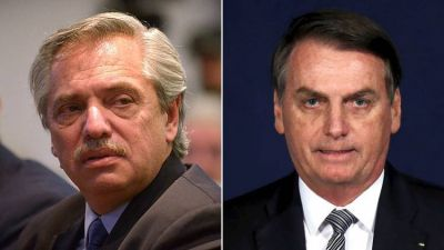 Cumbre de presidentes del Mercosur: de manera virtual, Alberto Fernández y Jair Bolsonaro se verán las caras por primera vez