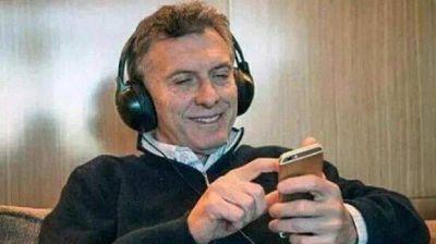 ¿Qué tenía el celular encriptado de Macri?