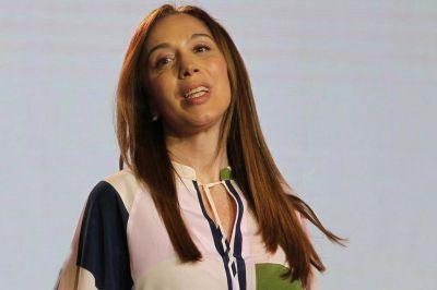María Eugenia Vidal fue aceptada como querellante en la causa del espionaje ilegal
