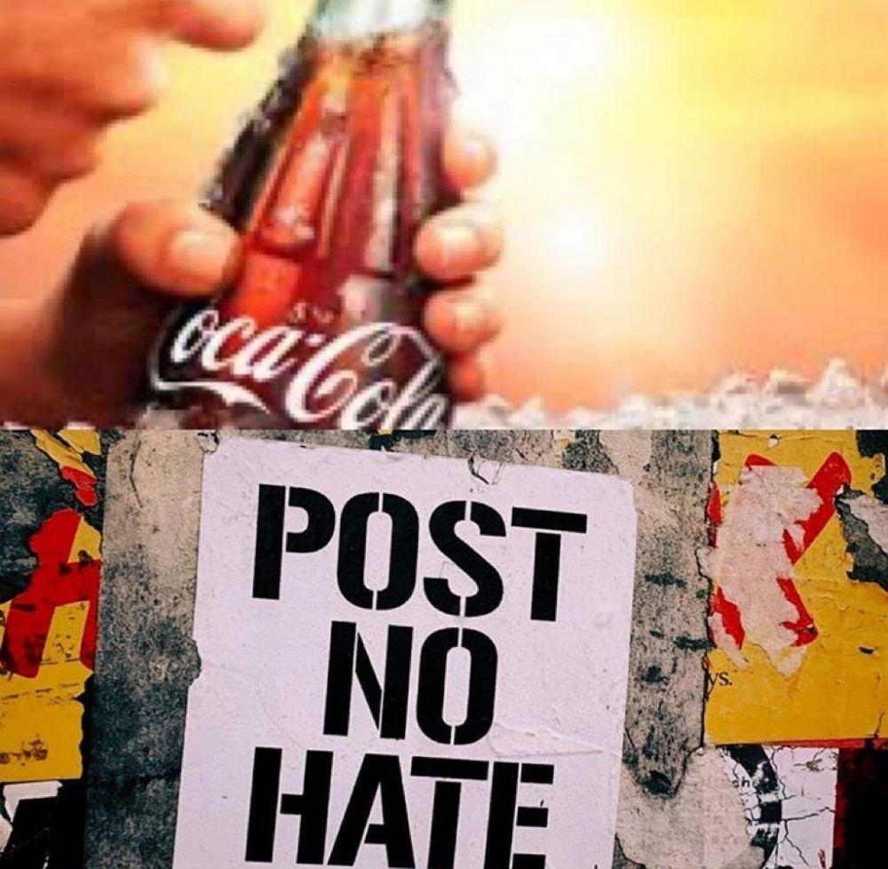 Coca Cola se despide de los anuncios en RRSS para librar a las plataformas de odio, violencia y contenido inapropiado