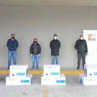 Ituzaingó | El Hospital Bicentenario recibió 15 nuevos respiradores