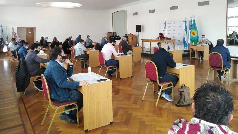 Echeverría : Un concejal del Frente de Todos dio positivo de Covid-19