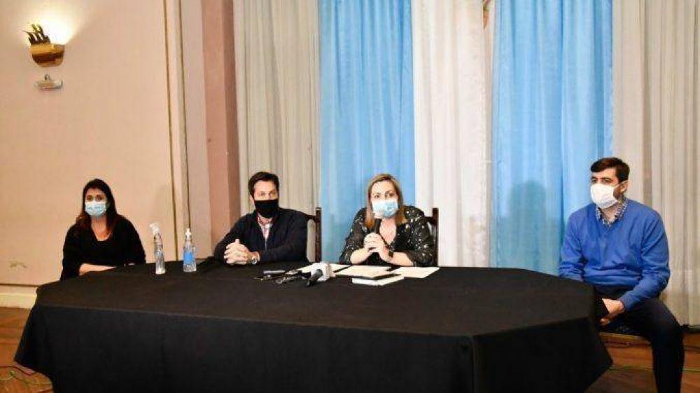 Necochea aisla a 400 personas tras tres casos positivos de coronavirus