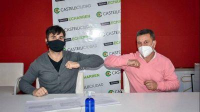 General Guido y Castelli firmaron un convenio para la atención de pacientes