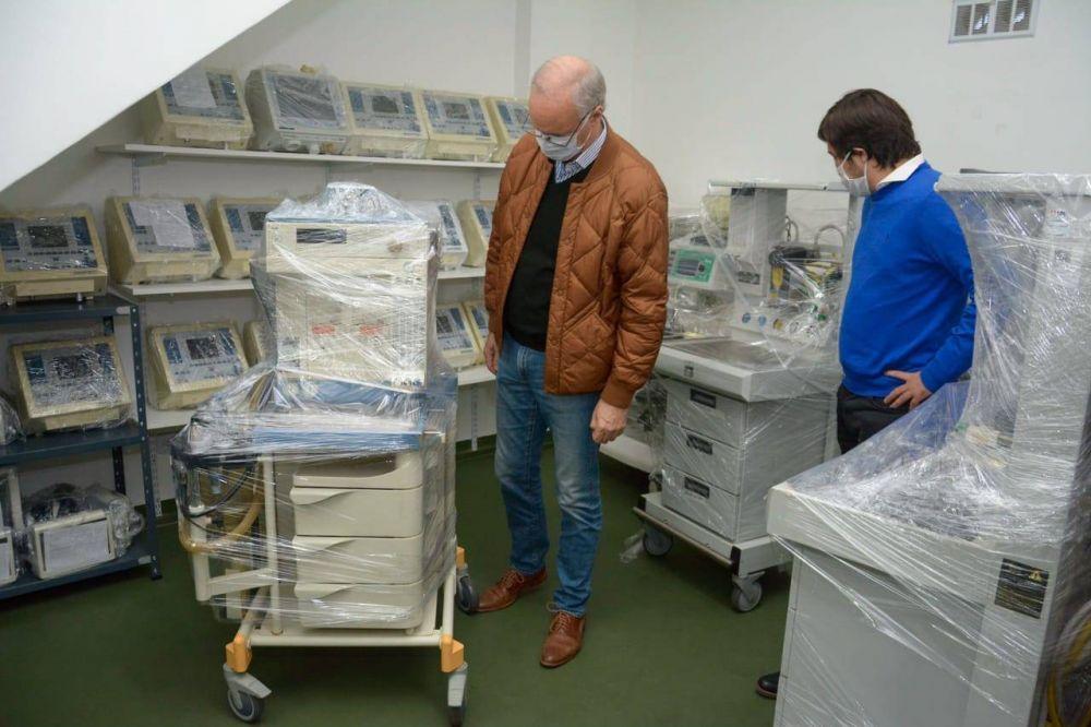 Provincia anuló una compra de respiradores por una estafa y busca recuperar $ 124 millones