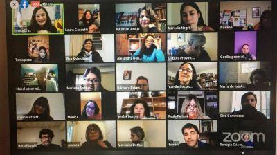Formación de Género en la CTA de les Trabajadoras y Trabajadores