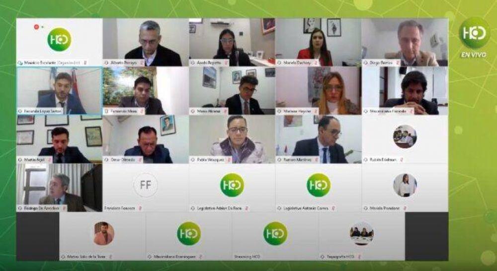 El HCD de Posadas incorporó la comisión permanente de Medio Ambiente y Desarrollo Sustentable