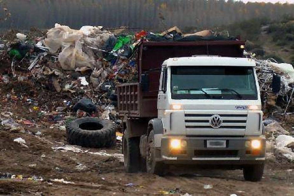 Provincia y Municipios del Alto Valle Oeste buscan regionalizar el tratamiento de residuos urbanos