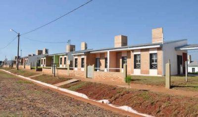 El IPRODHA avanza con la construcción de 1700 viviendas en toda la extensión del territorio misionero