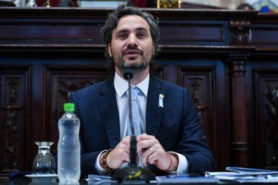 """Santiago Cafiero, sobre la muerte de Fabián Gutiérrez: """"La sola idea de que el Gobierno tiene responsabilidad es definitivamente repulsiva"""""""