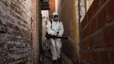 San Fernando llega a los 437 casos y pasa a ser el foco de la pandemia en el Conurbano norte