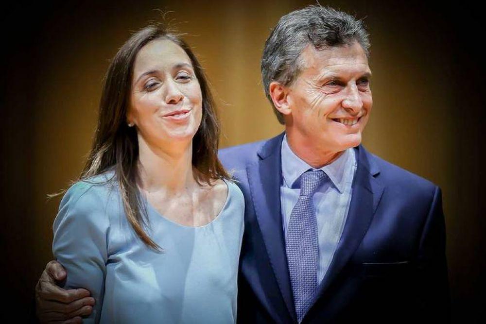 El Plan V, uno de los motivos del seguimiento a María Eugenia Vidal