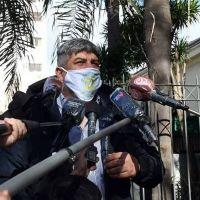 Pablo Moyano apoyó los choferes marplatenses de huelga y sigue siendo pilar de la oposición en la UTA