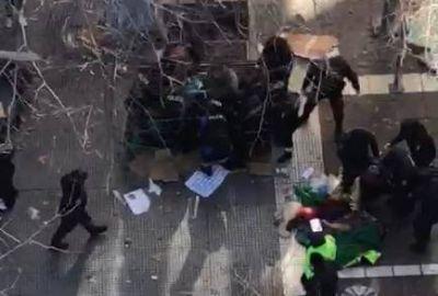 Detuvieron a más de 60 manifestantes en Mendoza y ATE Nacional repudia a los Suárez