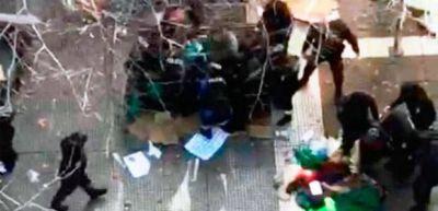 """El Spunc repudió """"el accionar represivo"""" hacia trabajadores municipales mendocinos"""