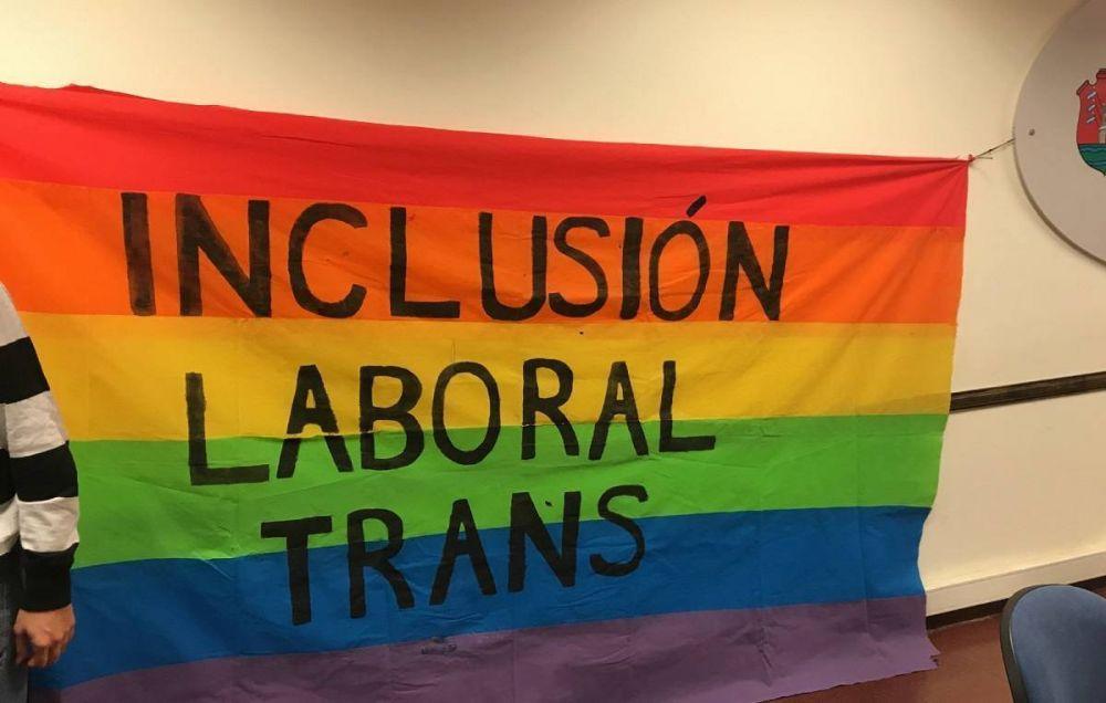 Pioneros: La Pampa el municipio y la universidad ofrecen empleos a personas trans