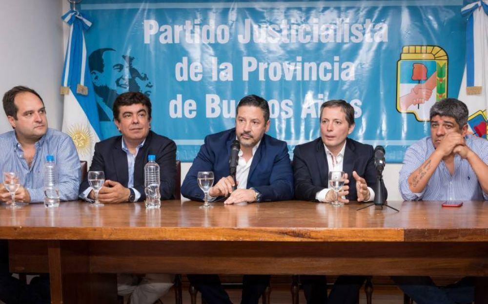 """El PJ bonaerense apuntó contra el """"oportunismo politiquero"""" de JxC"""