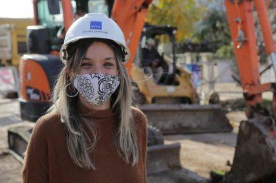 "Malena Galmarini salió al cruce de Berni y lo acusó de ejercer ""violencia política"""