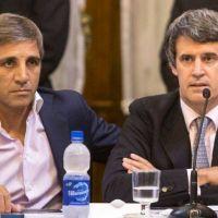 Grieta macrista por la deuda: Caputo apoyó la oferta de Guzmán y Prat-Gay la criticó