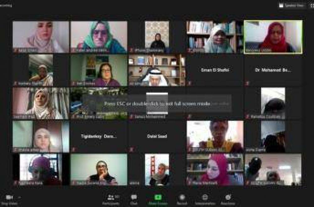 Musulmanas de Córdoba participaron de un encuentro sobre el rol de la Mujer Musulmana en tiempos de crisis