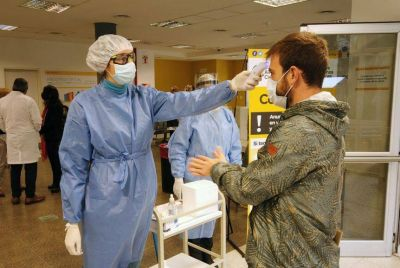 Los casos de coronavirus superan los 31 mil y ya son 603 los muertos en la Ciudad