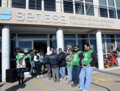 Trabajadores del Senasa anuncian un paro en todo el país por 72 horas
