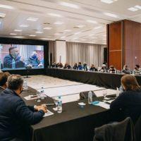 Acuerdo San Juan: ASIJEMIN integró el área de trabajo del sector sindical