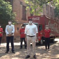 #JuntosHacemosLaDiferencia, el esfuerzo colectivo que impulsa Coca-Cola para enfrentar la pandemia