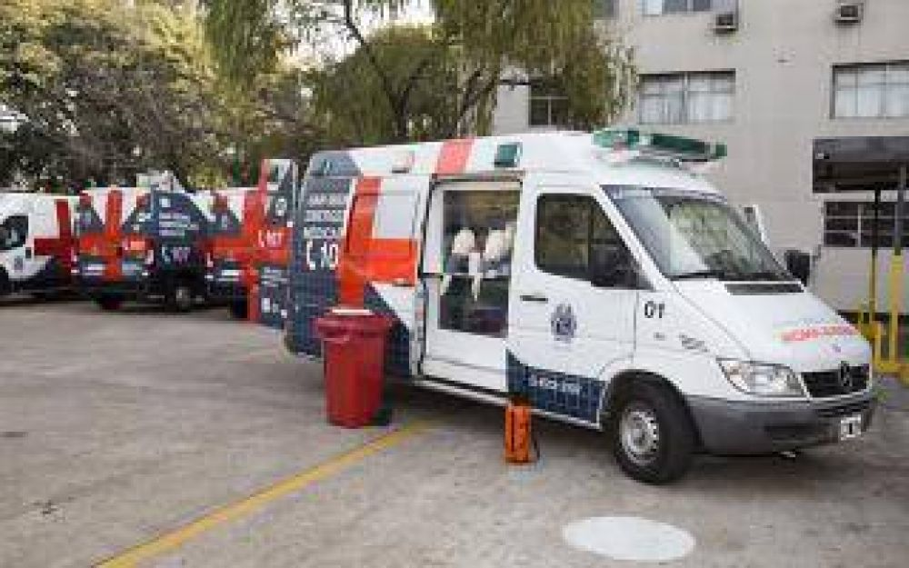 San Isidro desarrolló equipamiento para cuidar al personal de salud