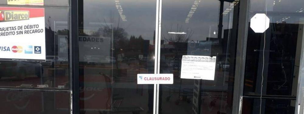 Volvieron a clausurar Diarco y hay nuevos casos en el Parque Industrial