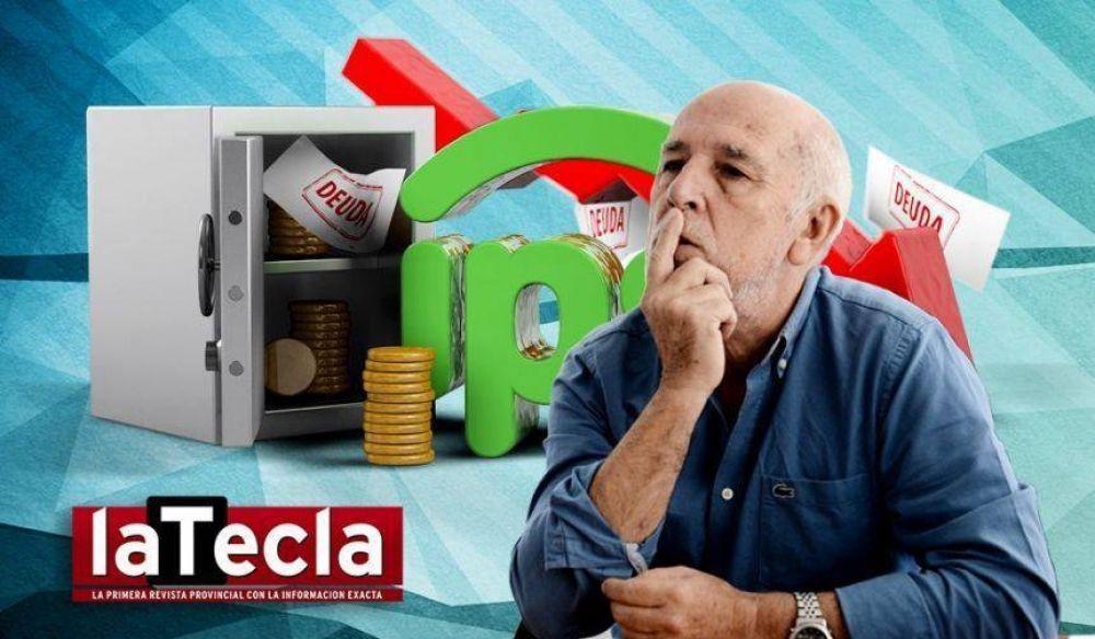 El plan para revertir el déficit del IPS