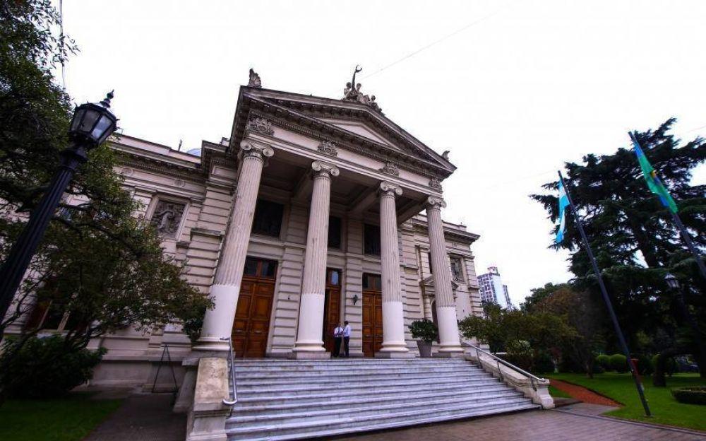 Senado bonaerense: repudian a JxC tras el comunicado por el crimen de Gutiérrez