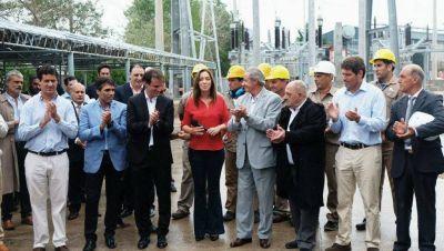 Denuncian irregularidades en una licitación eléctrica firmada por Vidal