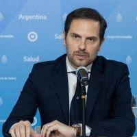 El secretario de Obras Públicas de la Nación Martín Gill confirmó que tiene coronarivus