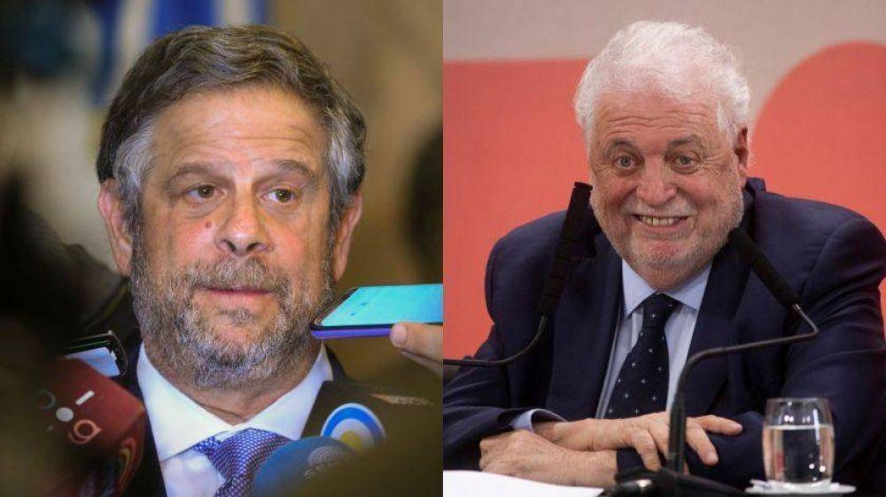 Ginés denunció a Rubinstein por millonarias redeterminaciones de precios