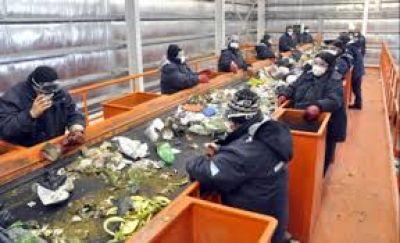 El Girsu comienza a recuperar residuos con protocolo sanitario