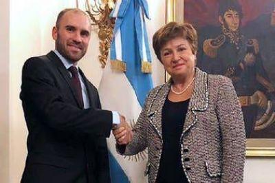 """La titular del FMI le envió un mensaje a los acreedores de la Argentina: """"Este es un momento de acción"""""""