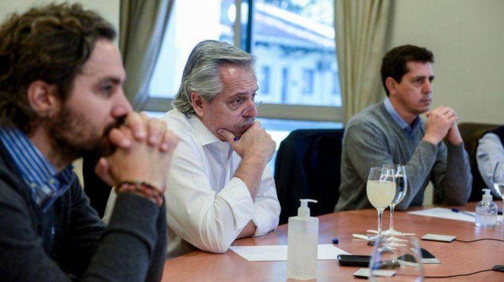 Alberto Fernández tendrá videoconferencia con los gobernadores por el coronavirus