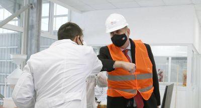 Santa Fe pagará un bono de 5 mil pesos a los trabajadores de la salud